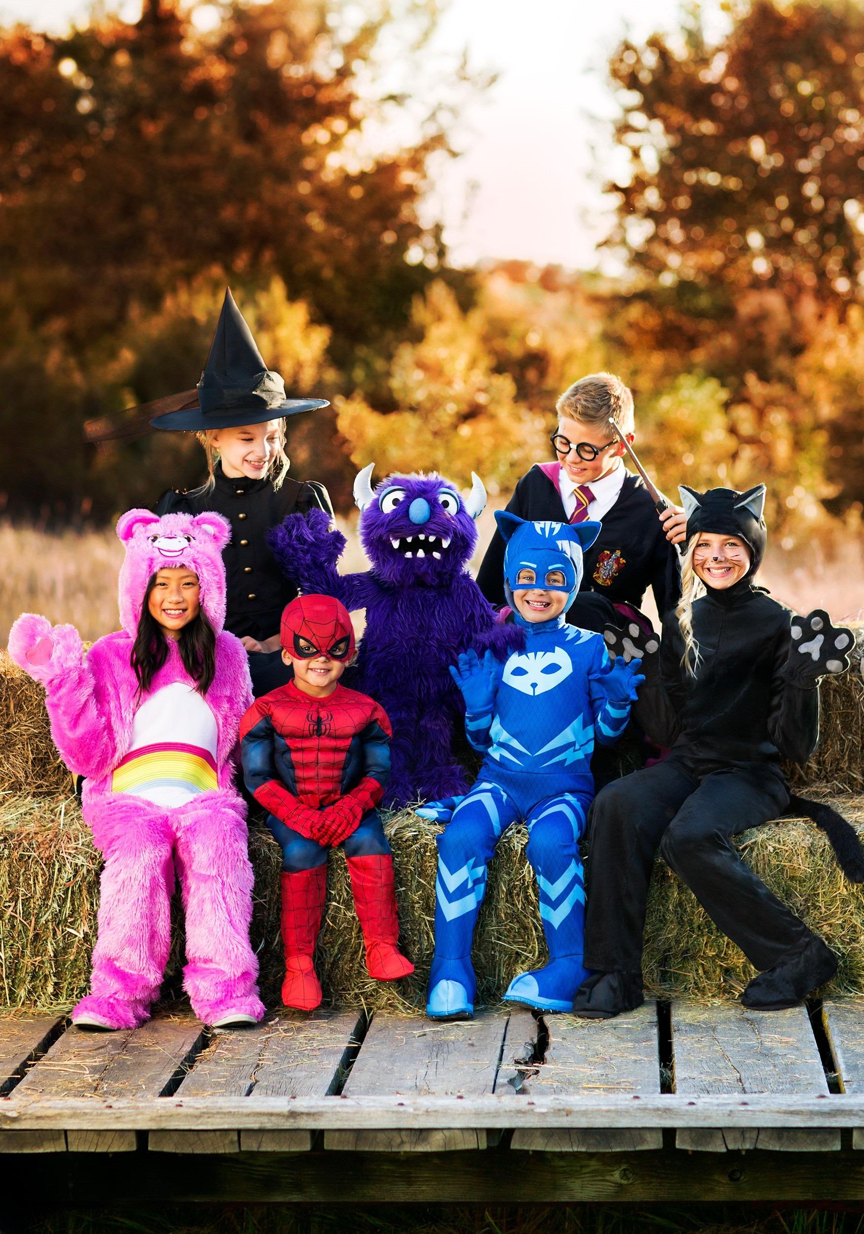 Marvel Spider Man Toddler Costume For Boys