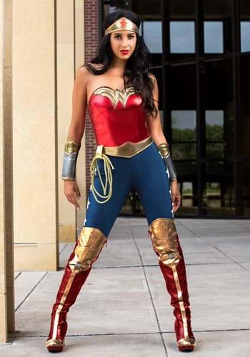 DC Wonder Woman Adult Costume Update 2