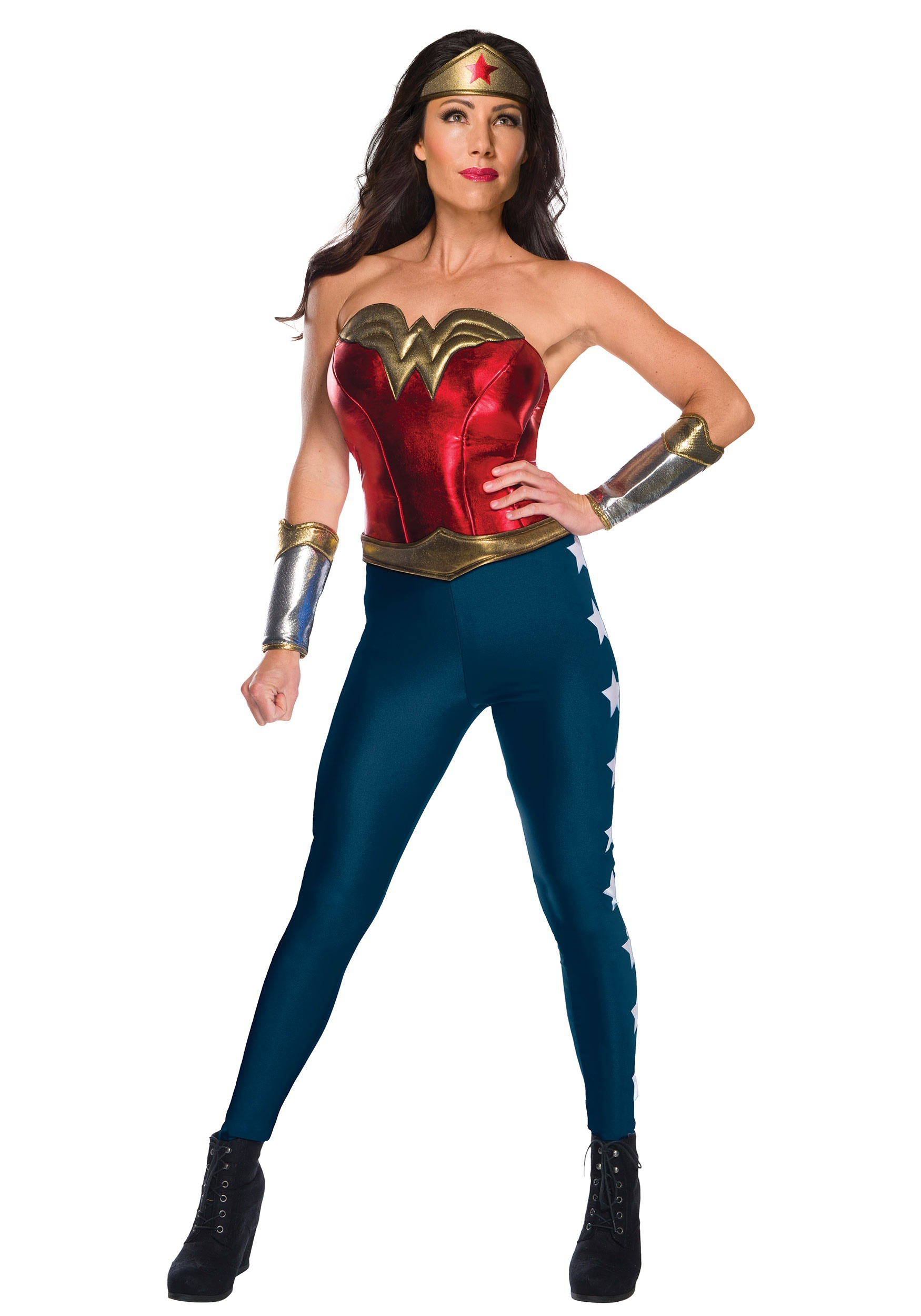 Dc Wonder Woman Adult Costume-7979