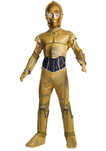 Child Star Wars C-3PO Costume