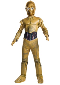 Child Star Wars C-3PO Costume
