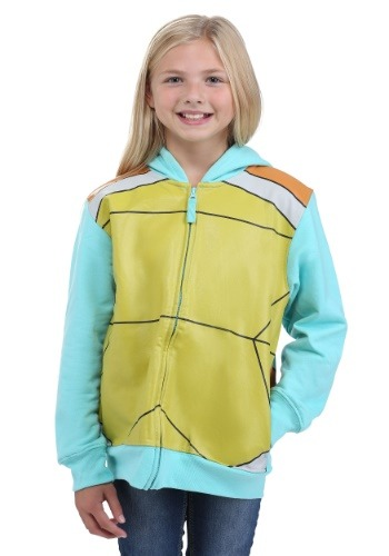 Pokemon Squirtle Costume Hoodie for Kids FZMUSB87-5B92-4