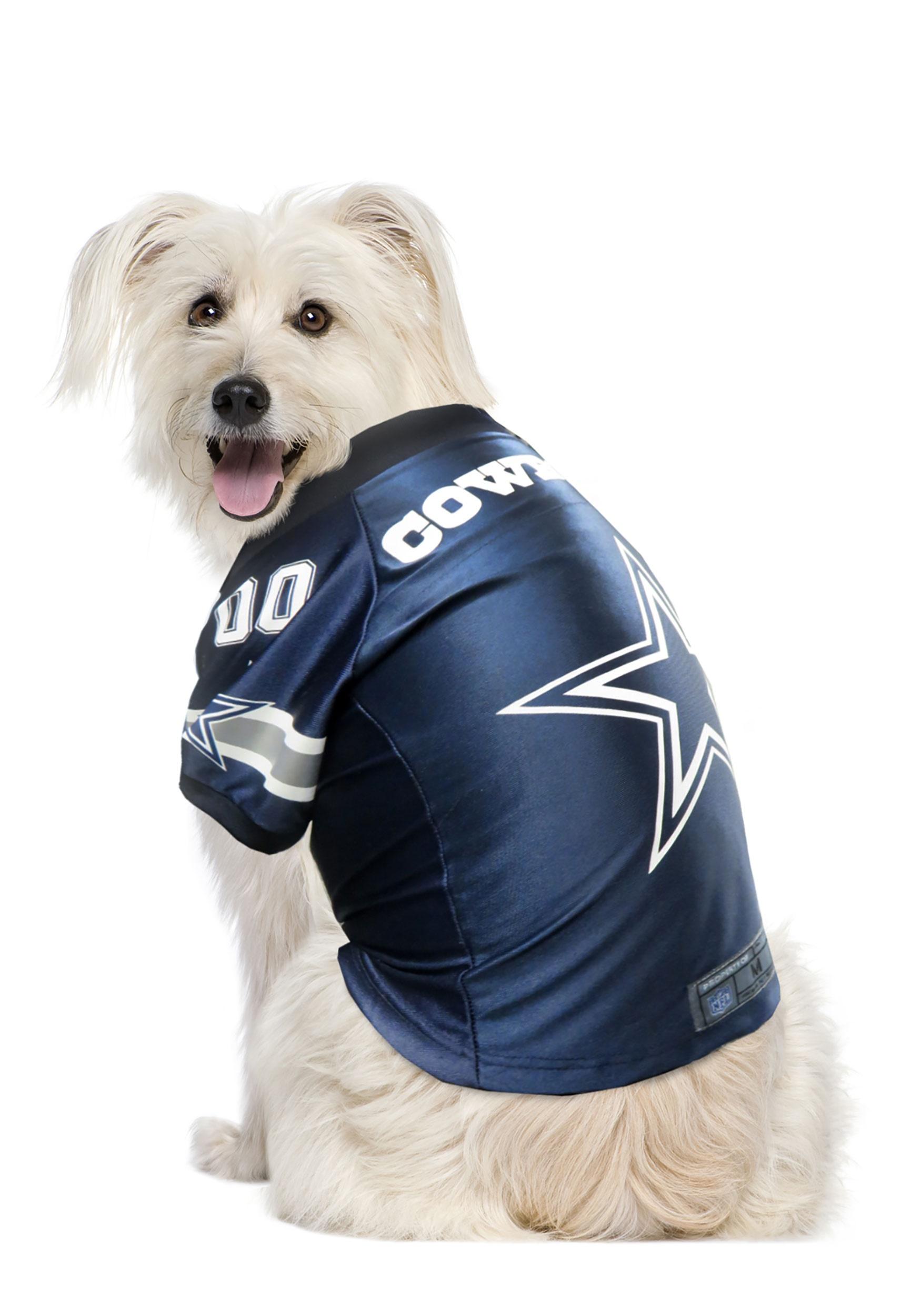 NFL Dallas Cowboys Premium Jersey for Pets 0c2644aa939