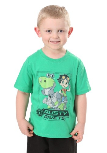 Rusty Rivets Boys T-Shirt FZR1SD003