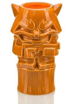 Rocket Raccoon 16oz. Geeki Tiki Mug