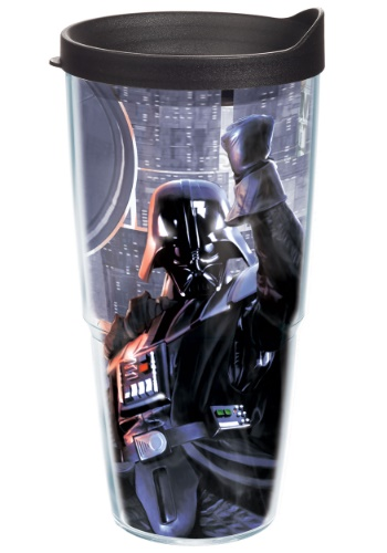 Darth Vader I am Your Father 24 oz Tumbler w/ Black Lid