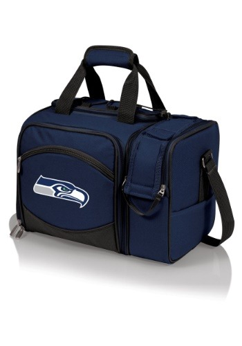 NFL Seattle Seahawks Malibu Picnic Cooler Tote PT508-23-915-284-2-ST