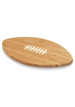 Denver Broncos 'Touchdown!' Football Cutting Board