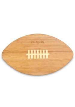 New England Patriots 'Touchdown!' Football Cutting Board3