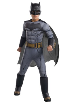 Boys Justice League Deluxe  Batman Costume