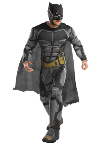 Justice League Deluxe Tactical Batman Costume