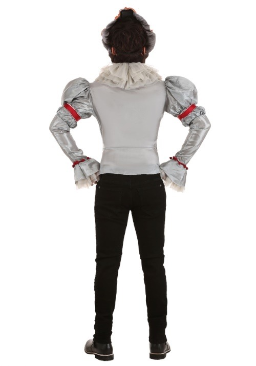 Adult Deluxe IT Movie Pennywise Costume1