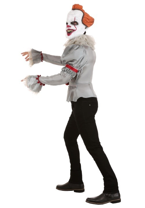 Adult Deluxe IT Movie Pennywise Costume3