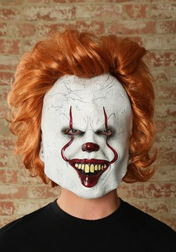 Adult Deluxe IT Clown Mask Update