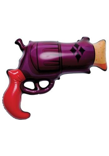 Inflatable DC Harley Quinn Gun