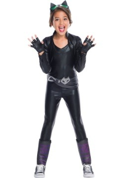 Girls DC Superhero Catwoman Costume
