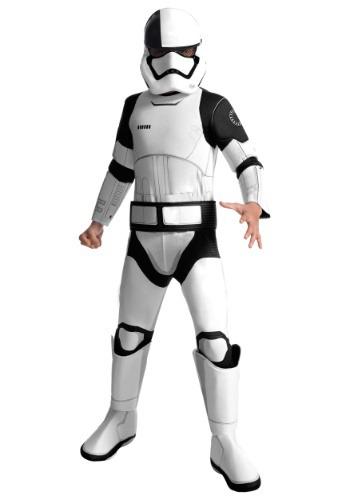 Kid's Deluxe Stormtrooper Costume