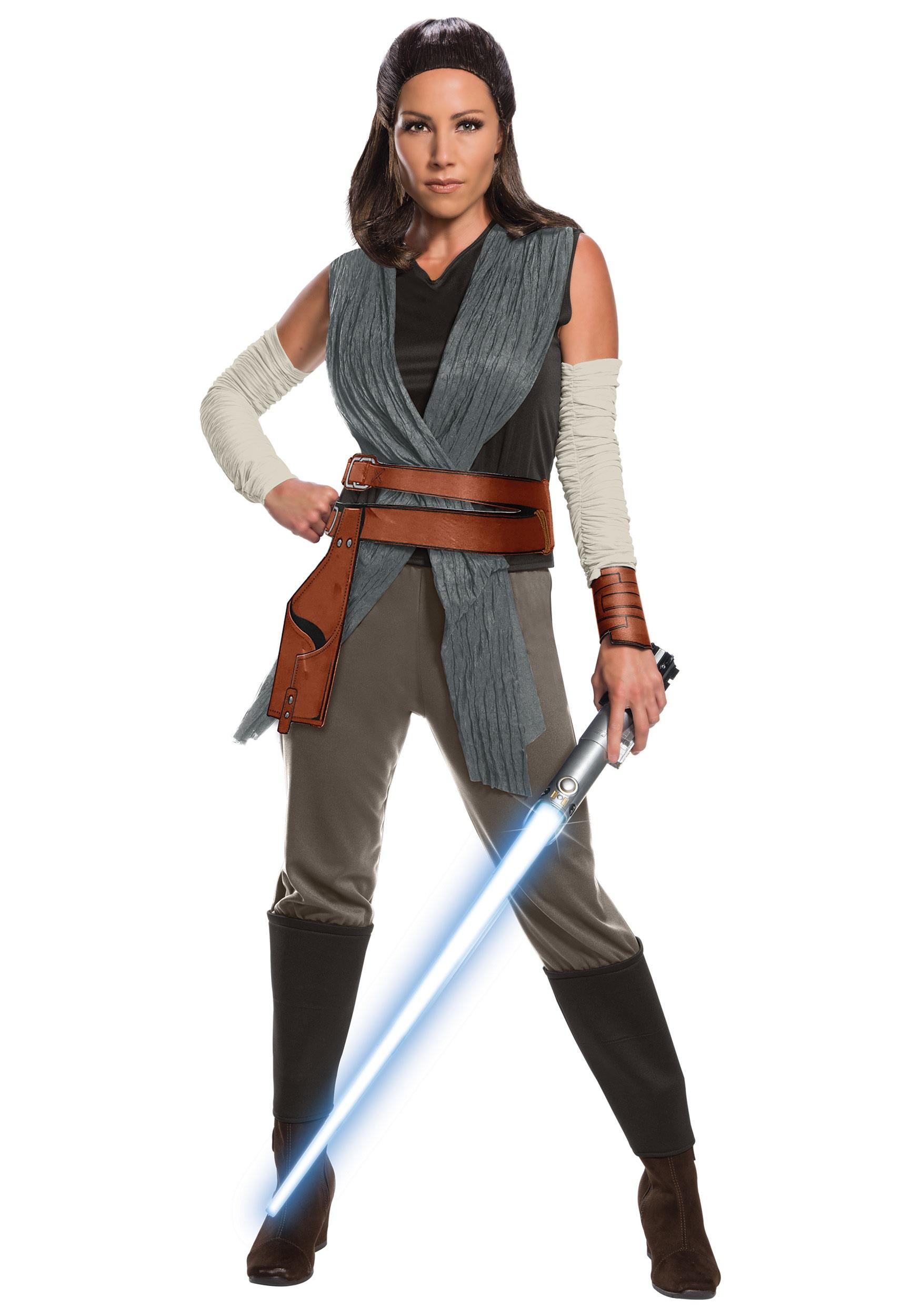 Disney Star Wars Rey Lightsaber Gun Episode VII Toy Prop Costume Accessory Blue