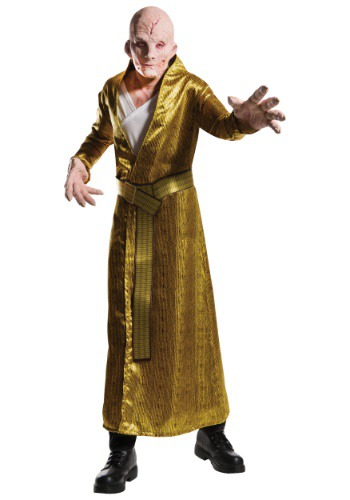Star Wars The Last Jedi Deluxe Supreme Leader Snoke Costume