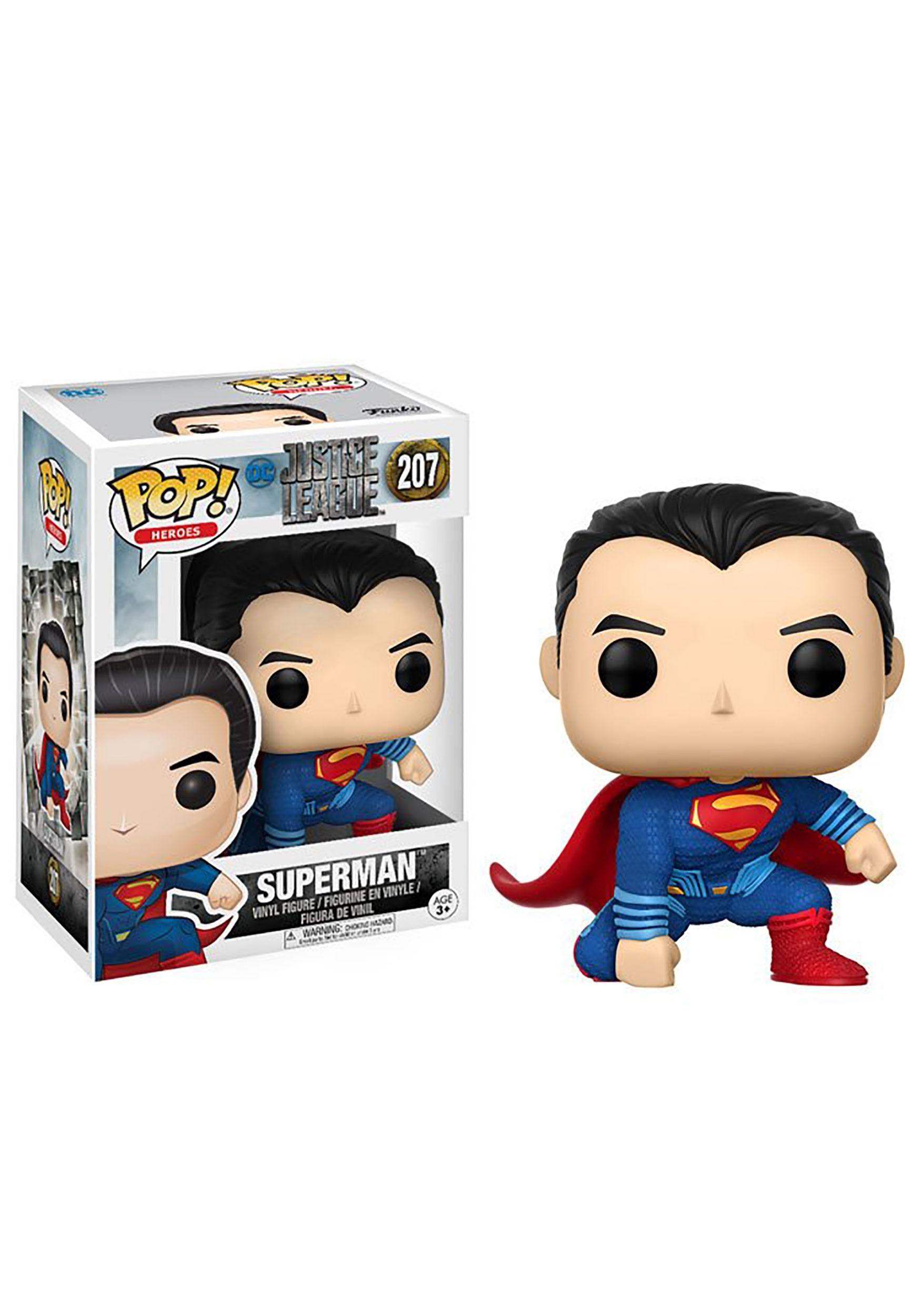 POP Movies: DC - Justice League- Superman Vinyl Figure FN13704