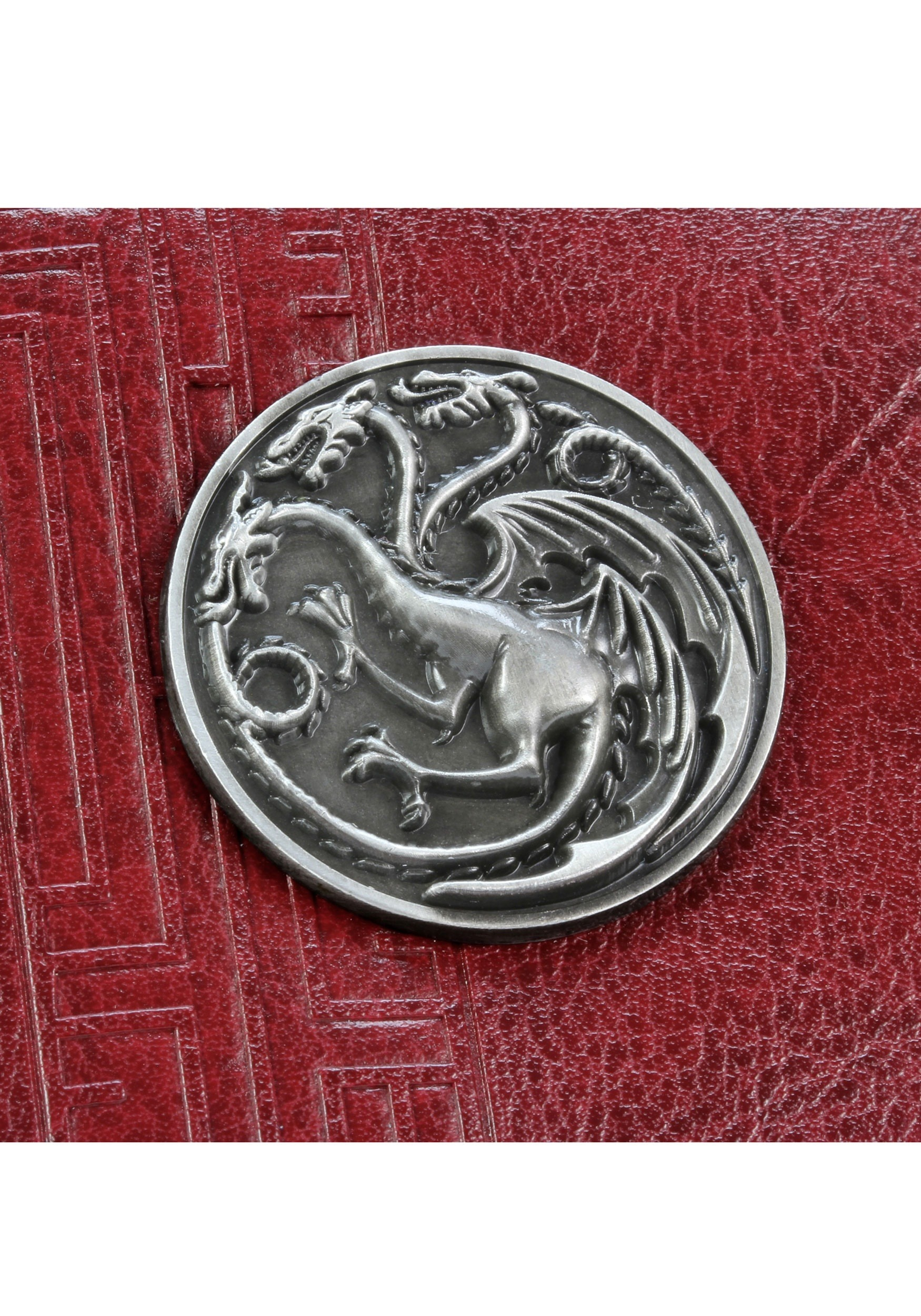 ... Game Of Thrones House Targaryen Wallet