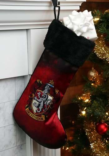 """Harry Potter Gryffindor Crest 19"""" Stocking"""