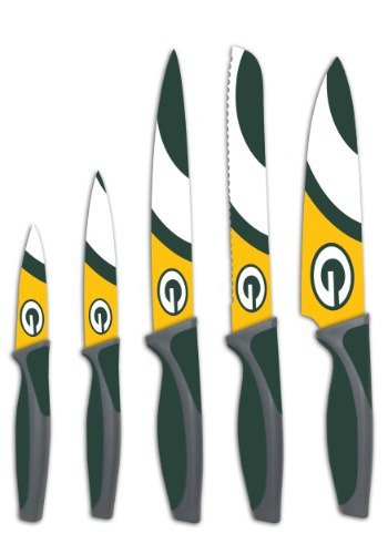 Kitchen Knives - Green Bay Packers - NFL