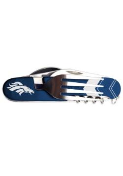 NFL Denver Broncos 7 Utensil Multi Tool