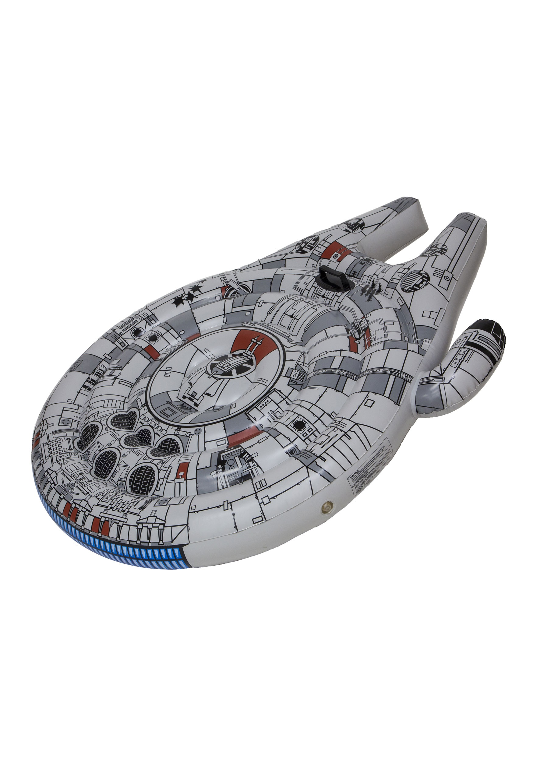 Star Wars Millennium Falcon Ride-On Inflatable pool toy