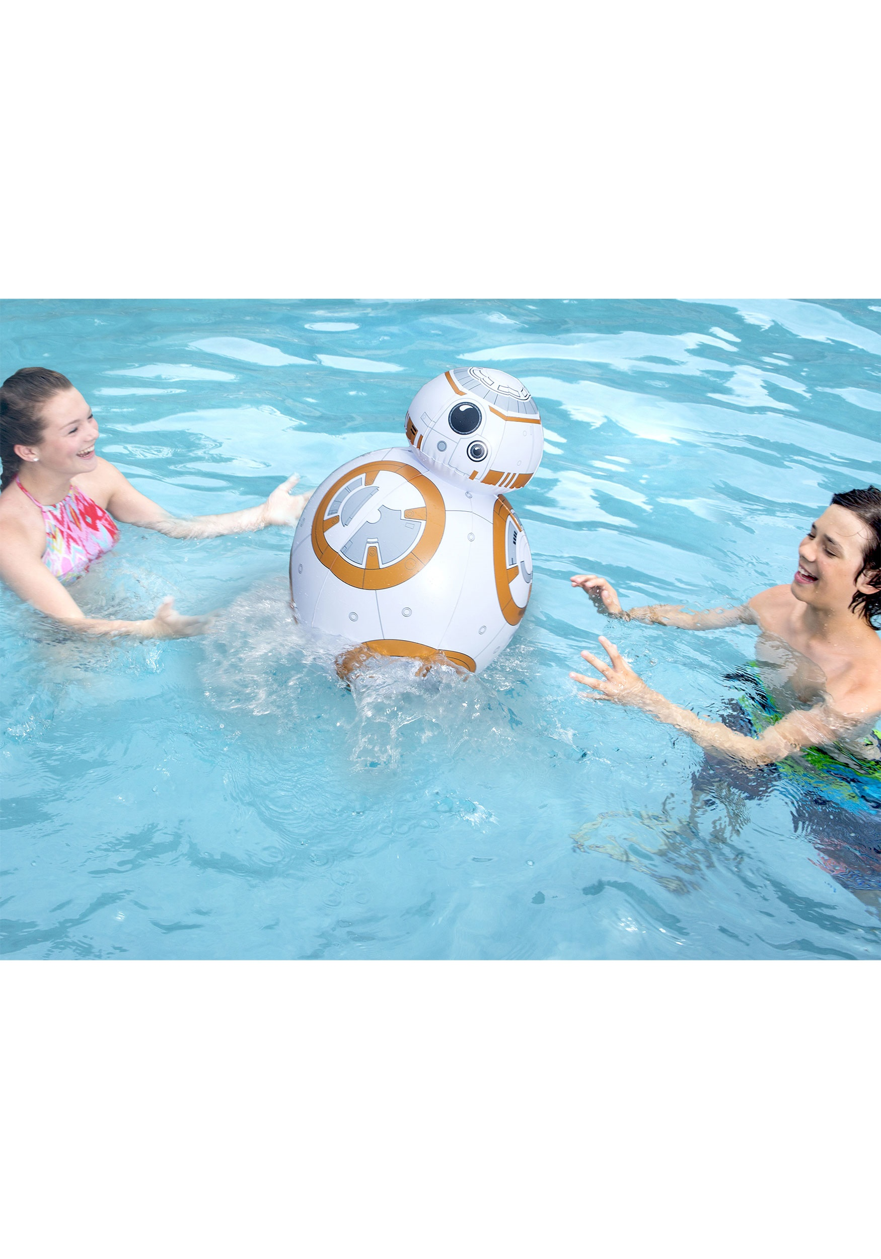 Star Wars BB 8 Inflatable Pool Toy