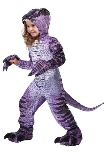 Kid's Ravenous Raptor Costume