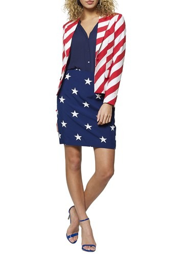 Women's Stars and Stripes OppoSuit