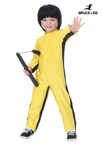 Bruce Lee Toddler Costume