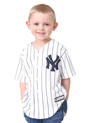 Replica | Yankee | Jersey | Home | Back | Kid