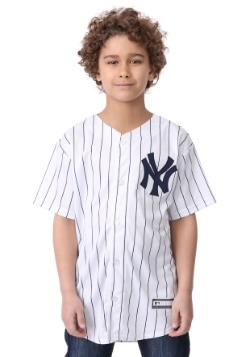 Yankees Home Replica Blank Back Kids Jersey