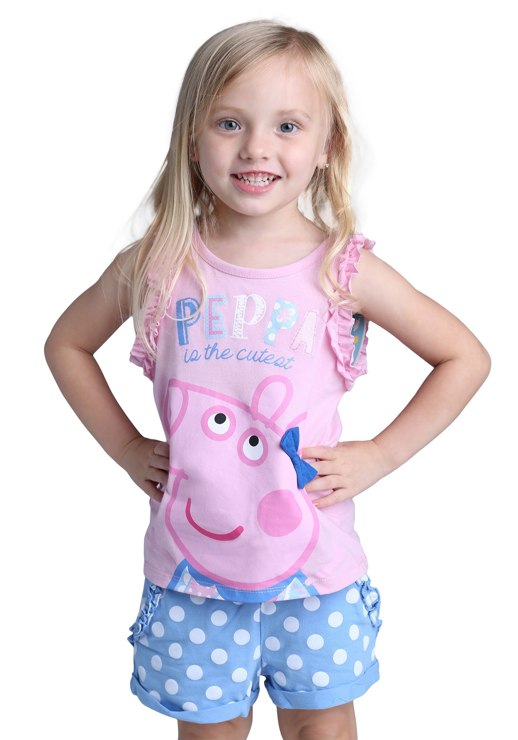 Peppa Pig Tank and Shorts Set for Toddlers