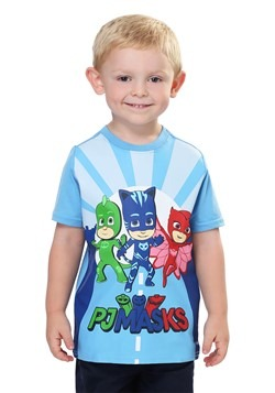 PJ Masks Group Boys Tee Update Main