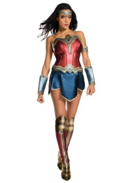 Women's Wonder Woman Movie Costume Update