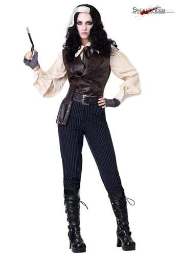 Women's Sweeney Todd Costume