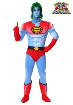 Captain Planet Costume for Adults
