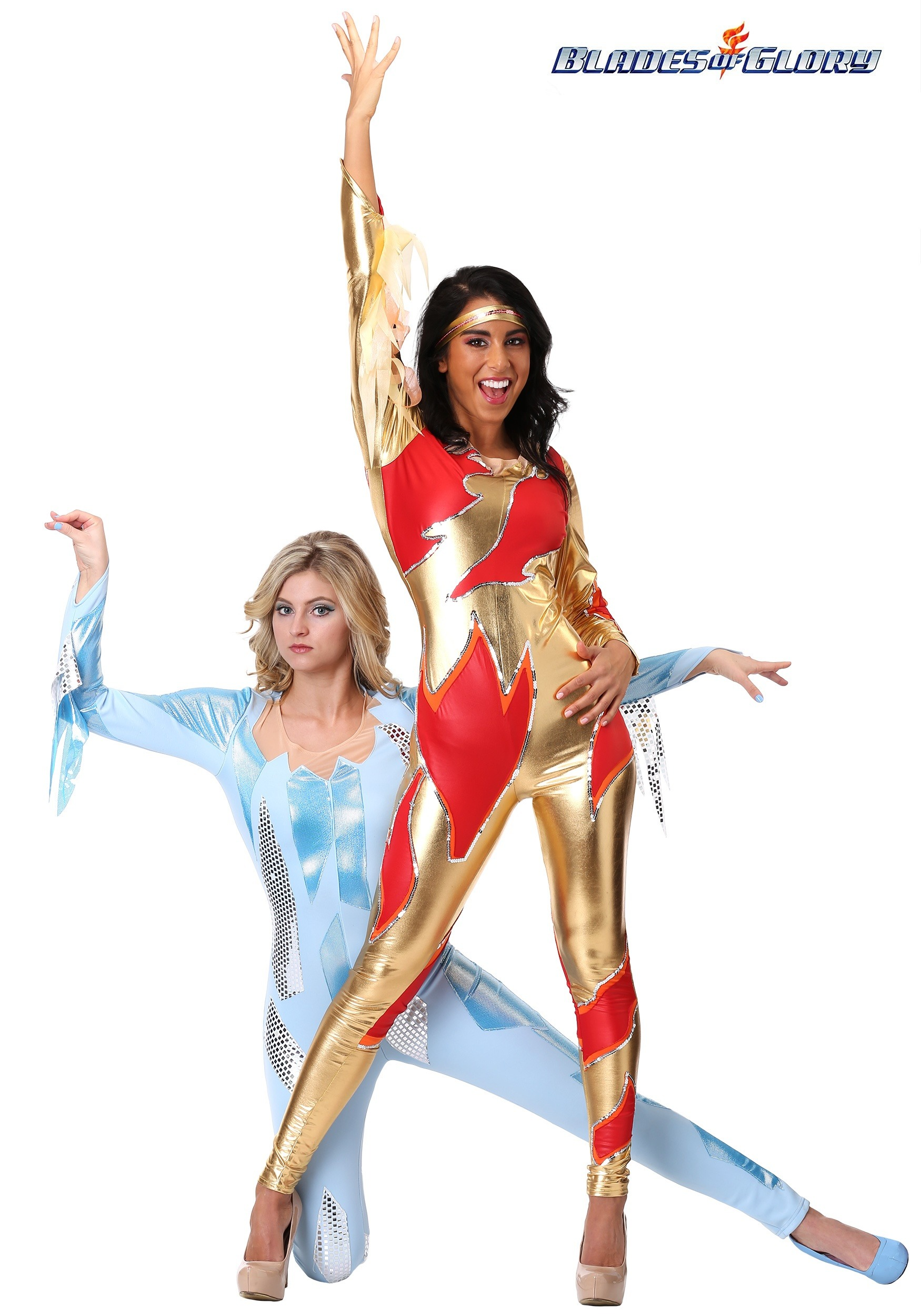 Blades Of Glory Women S Fire Jumpsuit Costume