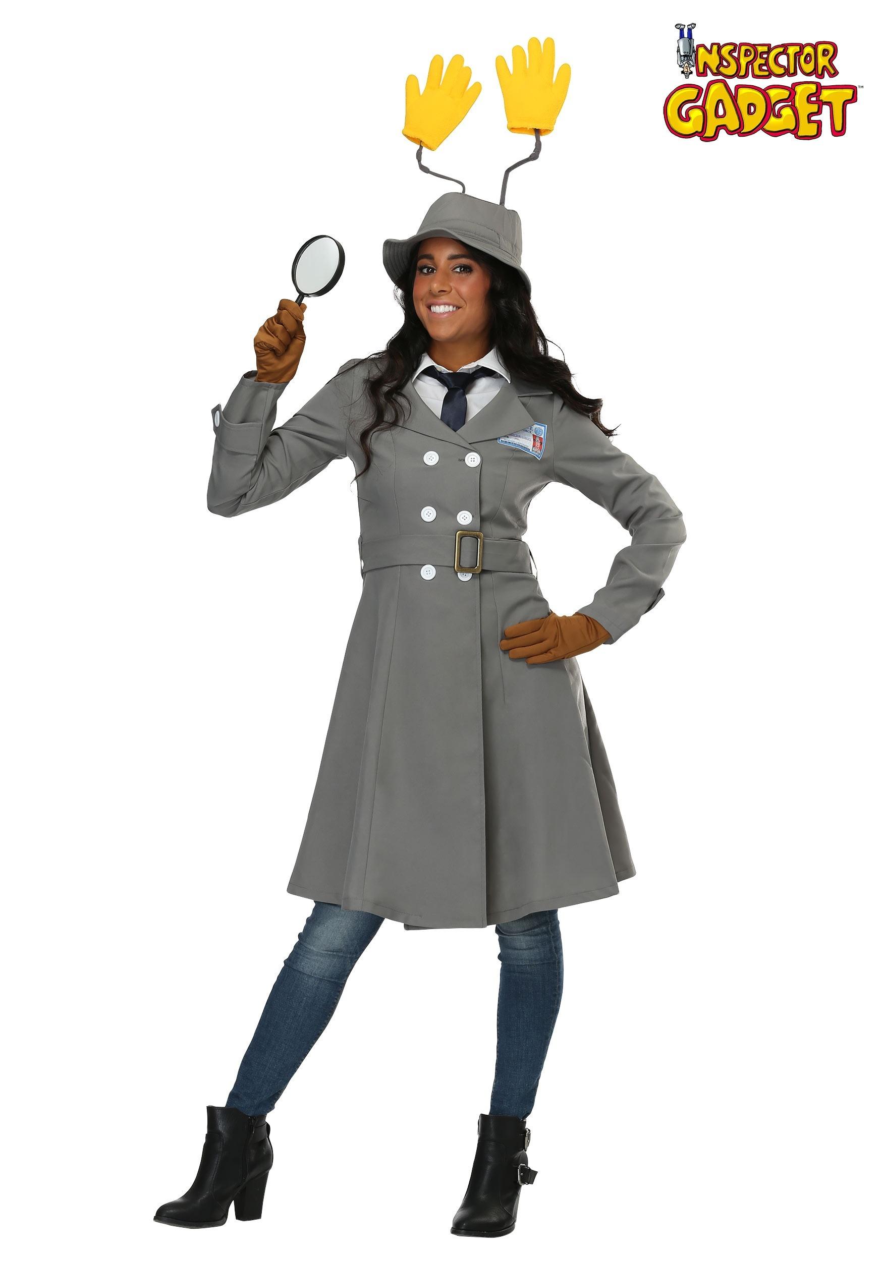 Women\'s Inspector Gadget Costume