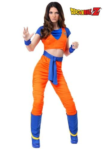 Goku Female Costume1 Upd
