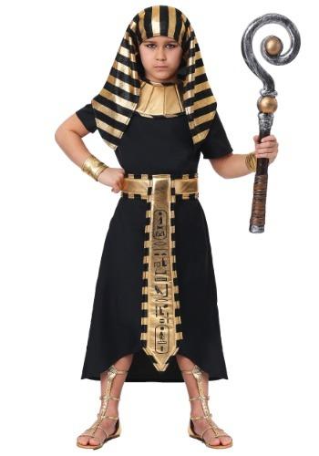 Egyptian Pharaoh Boys Costume