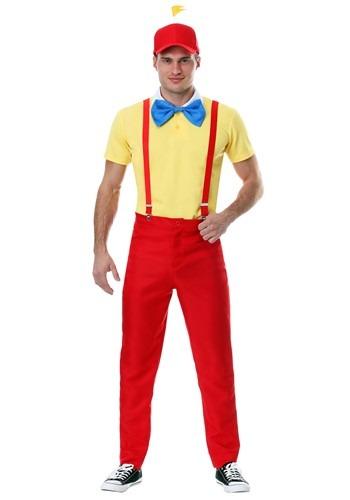 Adult Plus Size Dapper Tweedle Dee/Dum Costume