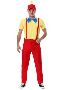 Plus Size Adult Dapper Tweedle Dee/Dum Costume Update Main