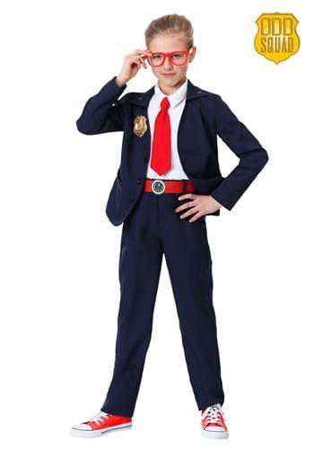 ODD SQUAD Child Agent Costume Upd