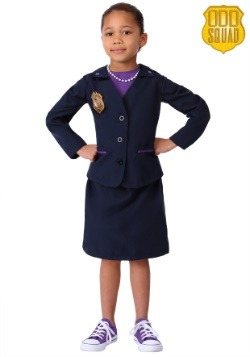 ODD SQUAD Ms. O Costume for Girls