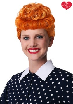 Women's I Love Lucy Wig