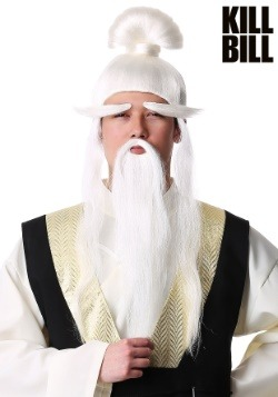 Adult Kill Bill Pai Mei Wig